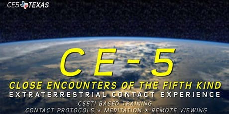CE-5 Extraterrestrial Contact Experience tickets