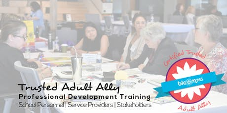 Trusted Adult Ally Training- Preventing and Responding to Teen Dating Abuse tickets