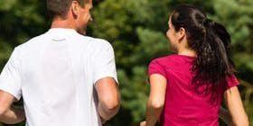 Morning Vegas Exercise Fitness Run + Stretch