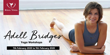 Yoga Workshops by Adell Bridges tickets