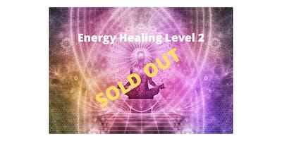 Energy Healing Level 2