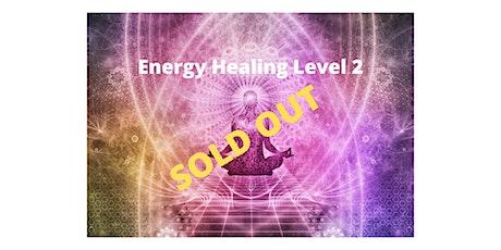 Energy Healing Level 2 tickets