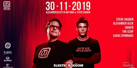 Alexander Olck´s B-Day Rave w/ Steve Shaden Tickets