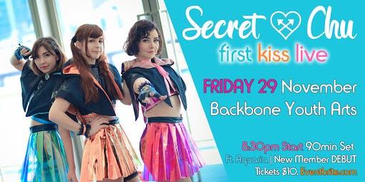 Secret Chu First Kiss Live