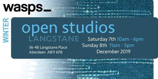 WASPS Langstane - Open Studios