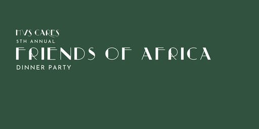 Friends of Africa  5th Annual Dinner Party