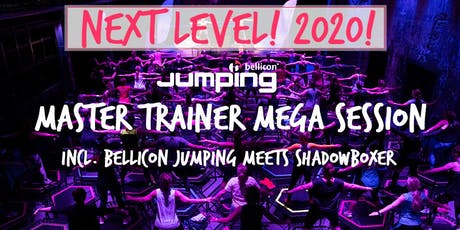 bellicon JUMPING Mastertrainer Mega Session (Berlin) Tickets