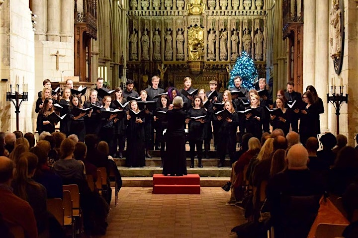 Mary's Journey – A Christmas Concert by the Merbec image