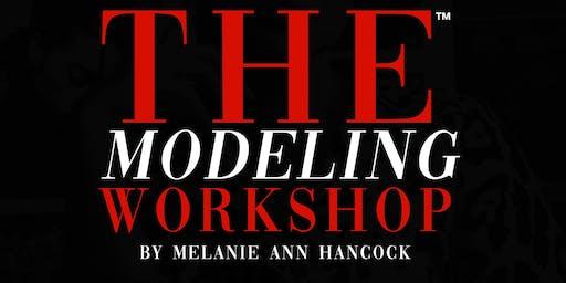 The modeling workshop by Melanie Ann Hancock