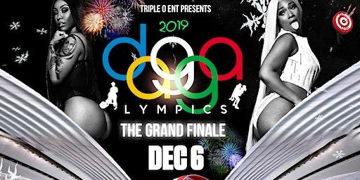 Dagga-Lympics : The Grand Finale