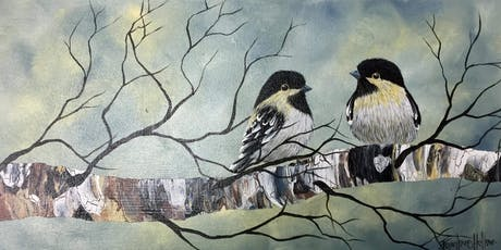 Paint with Me Chickadee tickets