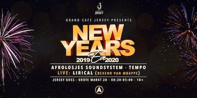 NYE 2019 - 2020 Jersey Goes