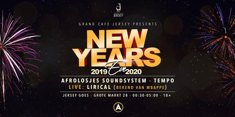 NYE 2019 - 2020 Jersey Goes tickets
