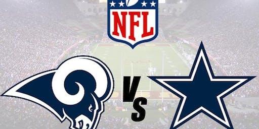 Rams vs. Cowboys Meet and Greet