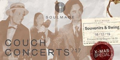 Souvenirs & Swing X-MAS CouchConcerts XVIII
