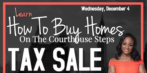 How To Buy Homes On The Courthouse Steps