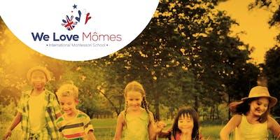 Matinée portes ouvertes - We Love Mômes - Carrières-sur-Seine