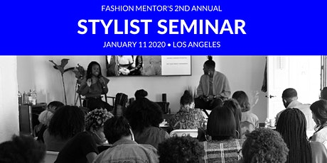 Fashion Stylist Seminar: Learn What It Takes Become A Successful Stylist tickets