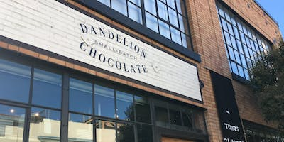 Dandelion Chocolate Factory Tour
