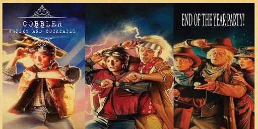 Cobbler's End of The Year Party. THEME: Back to the Future Trilogy.