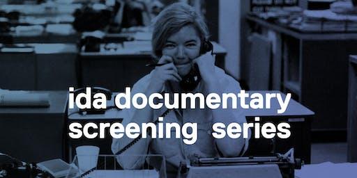 IDA Documentary Screening Series: Raise Hell