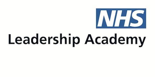 NHS Graduate Management Training Scheme: Introduction