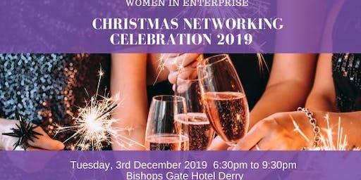 WOMEN IN ENTERPRISE  presents - Christmas Networking Celebration 2019