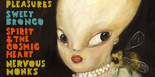 PUREHONEY #100 ft Pleasures, Sweet Bronco, Spirit & the Cosmic Heart + More