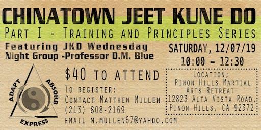 Learn Bruce Lee's fighting system- Jeet Kune Do