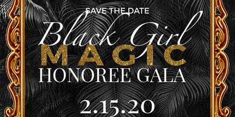 Harlem Fashion Week 2020 | Black Girl Magic Gala tickets