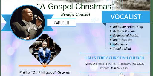 A Gospel Christmas - Benefit Concert