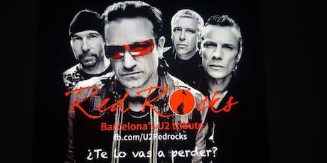 U2 Red Rocks Tribute Band 6 °Aniversario entradas