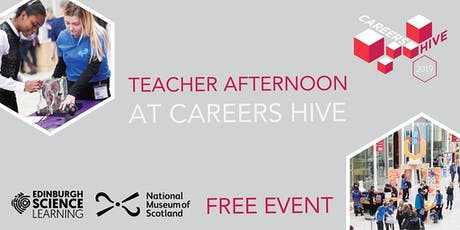 Teacher event at Careers Hive 2020 tickets