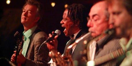 """2nd Soul - Hits von """"Otis Redding"""" bis """"Stevie Wonder""""... tickets"""