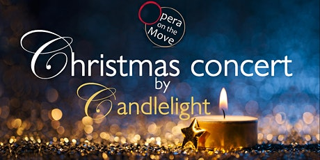 Christmas Concert by Candlelight tickets