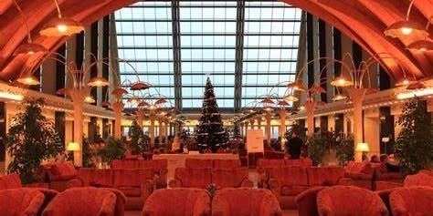 Capodanno Roma 2020: Rome Marriott Park Hotel**** 31 Dicembre 2019