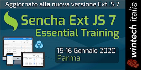Sencha Ext JS 7 Essential Training tickets