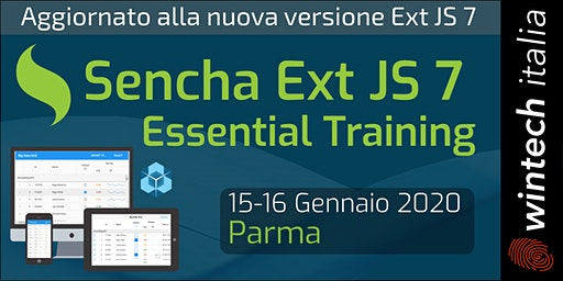 Sencha Ext JS 7 Essential Training