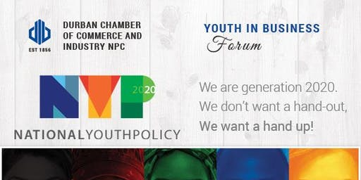 Youth in Business Forum Meeting - 20 November 2019