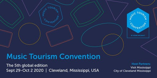 Music Tourism Convention - Cleveland, Mississippi 2020