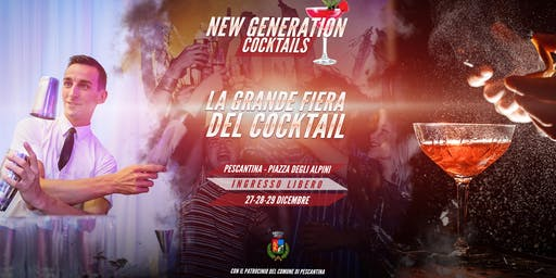 La grande fiera del Cocktail - New Generation cocktails - Pescantina VR