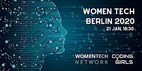 WomenTech Berlin (Employer Tickets) tickets