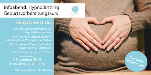 Infoabend: HypnoBirthing Geburtsvorbereitungskurs (kostenfrei)