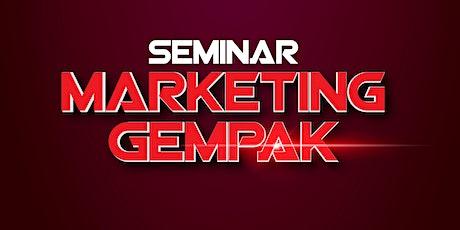 Seminar Marketing Gempak tickets