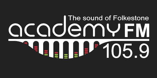 Academy FM Folkestone - Business Breakfast Presentation with Paul McCartney