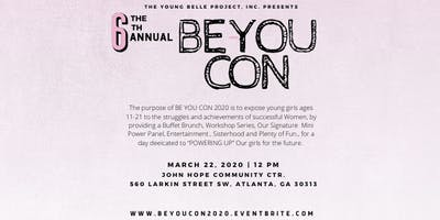 BE YOU *** 2020: POWERING UP FOR THE SUCCESS