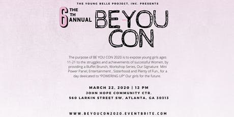 BE YOU CON 2020: POWERING UP FOR THE SUCCESS tickets