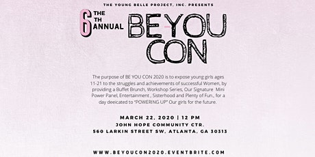 BE YOU CON 2020: POWERING UP FOR  SUCCESS tickets