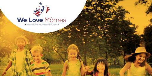 Matinée portes ouvertes - École primaire Montessori