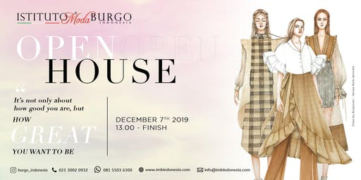BURGO OPEN HOUSE - Italian Fashion School